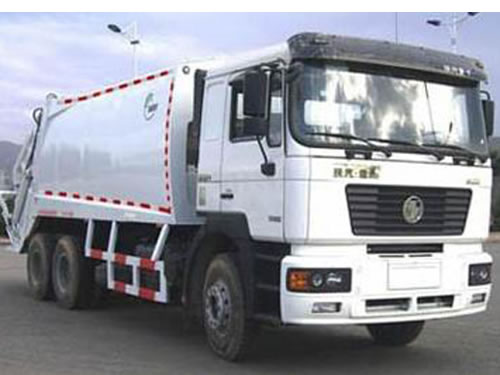 SHACMAN F2000 6×4 Garbage Truck
